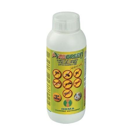 Oprysk odstraszający komary muchy
