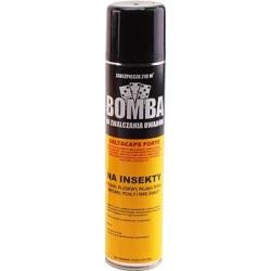 Fog bomb for fleas bedbugs