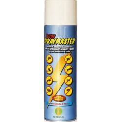 Aerosol for bedbugs