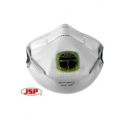 Disposable mask for spraying