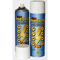 Spray aerosol on ants