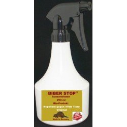 Spray - odstraszacz na bobry