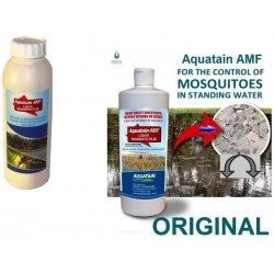 Remedy for mosquitoes for ponds of lakes