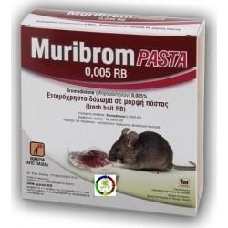 Muribrom trutka na szczury myszy 5kg