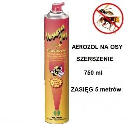 Aerozol spray na szerszenie osy