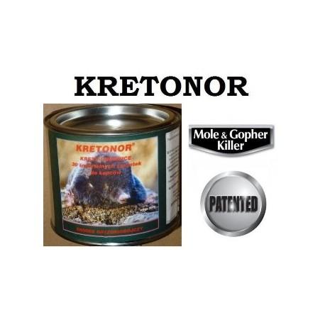 Kretonor - trutka na krety