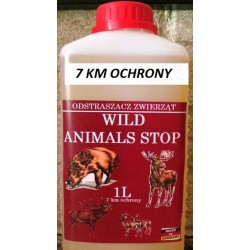 Odstraszacz dzikich zwierząt
